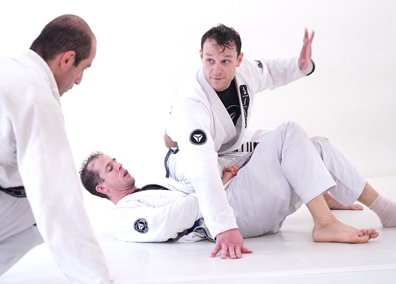Jiu Jitsu for Adults in Sydney