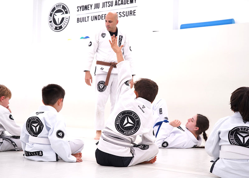 Jiu Jitsu for Kids in Sydney