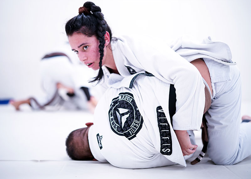 Jiu Jitsu for Women in Sydney